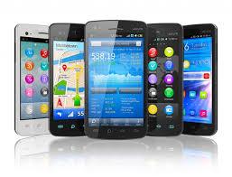 smartphone in India