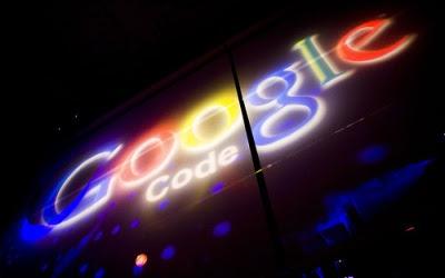 menyimpan script di google code