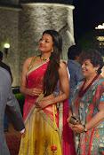 kajal agarwal photos in half saree-thumbnail-17