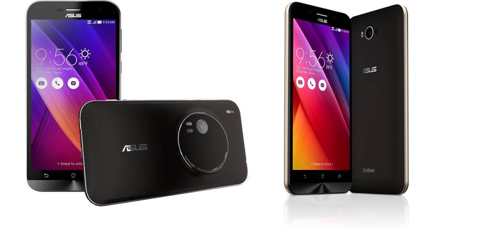 Asus Zenfone Zoom And Zenfone Max Now Official In The