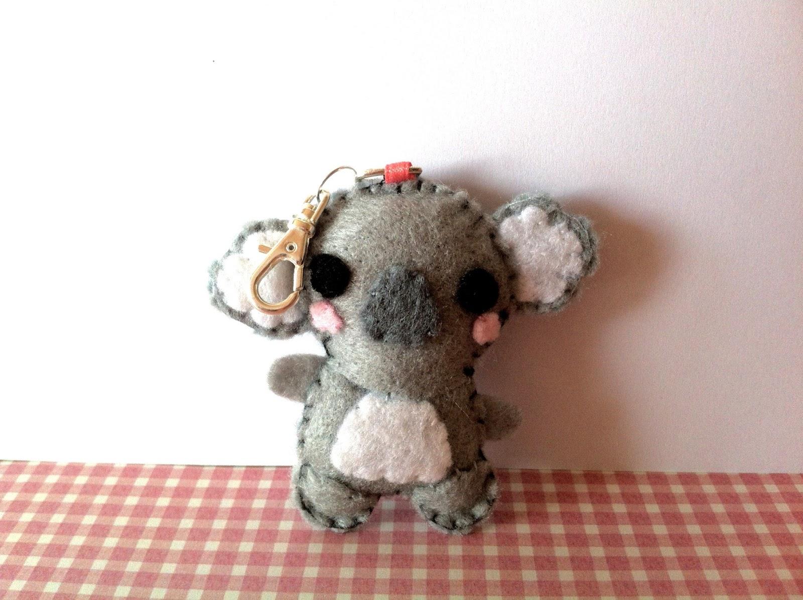 plush by tammy koala template