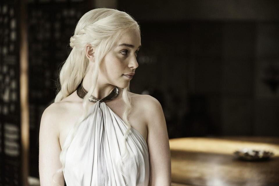 Daenerys en el episodio 4x05 de Juego de Tronos