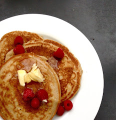 the BEST gluten-free pancakes