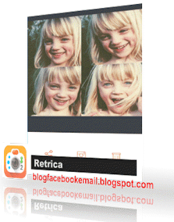 aplikasi pengedit foto camera retrica