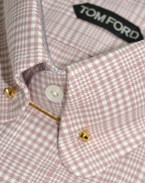Discount designer ties tom ford dress shirt final sale for Pin collar shirt double cuff