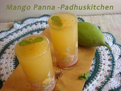 Mango Panna-Aam Panna