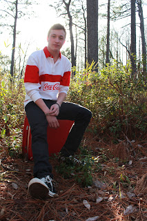 Americana Male Fashion, Male Fashion Blog, Coca Cola, Converse, Fresh and Precious, Male Street Style