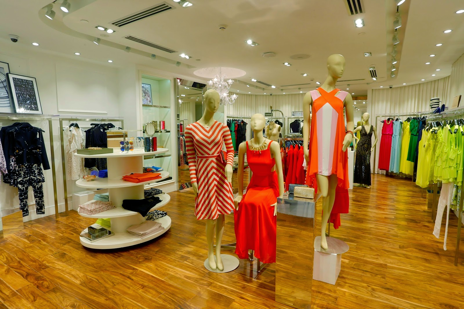 BCBGMAXAZRIA Store at DLF Emporio, New Delhi