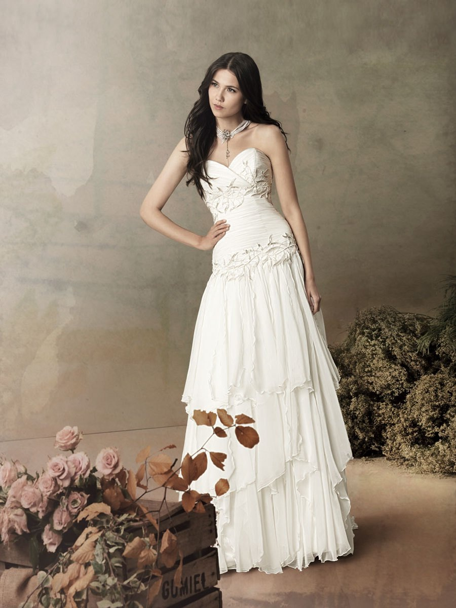 Inmaculada Garcia Bridal Spring 2014 Collection