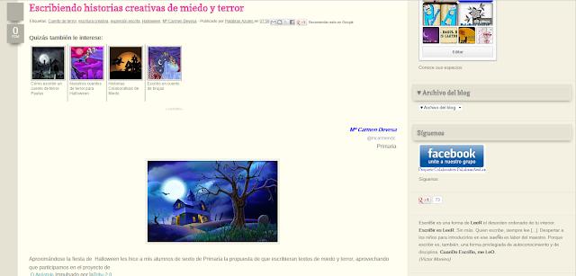 http://elmarescolorazul.blogspot.com.es/2013/11/escribiendo-historias-creativas-de.html