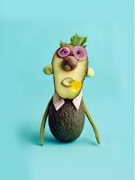 Човече от авокадо