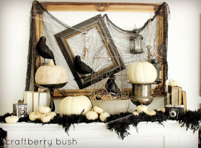 halloween, aranżacje, wnętrz, jak, udekorować, dekoracje, how to decorate, decorations,