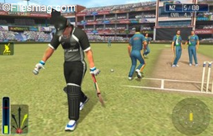 EA Sports Cricket 2013 Screenshot
