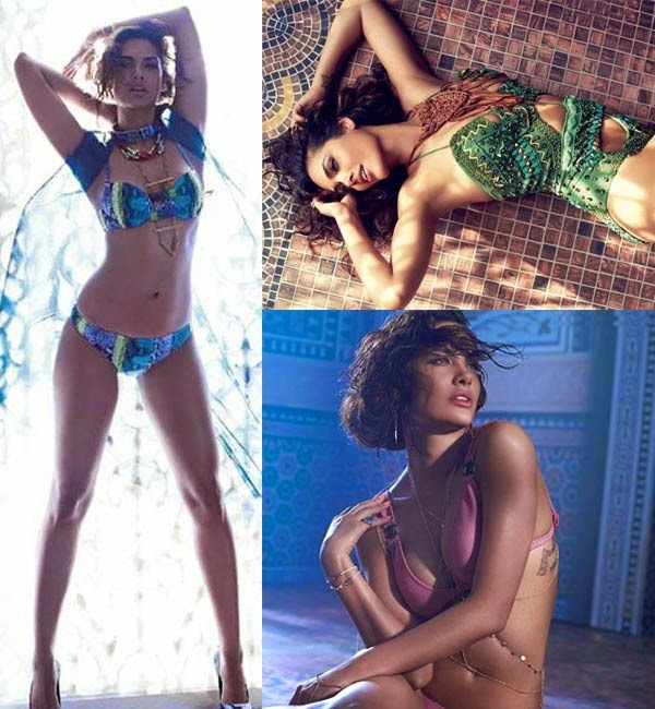 esha gupta hot erotic bold sensuous videos topless braless bikini pictures