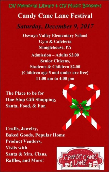 12-9 Candy Cane Lane Festival