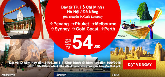 ve may bay khuyen mai chi 54 usd cua airasia