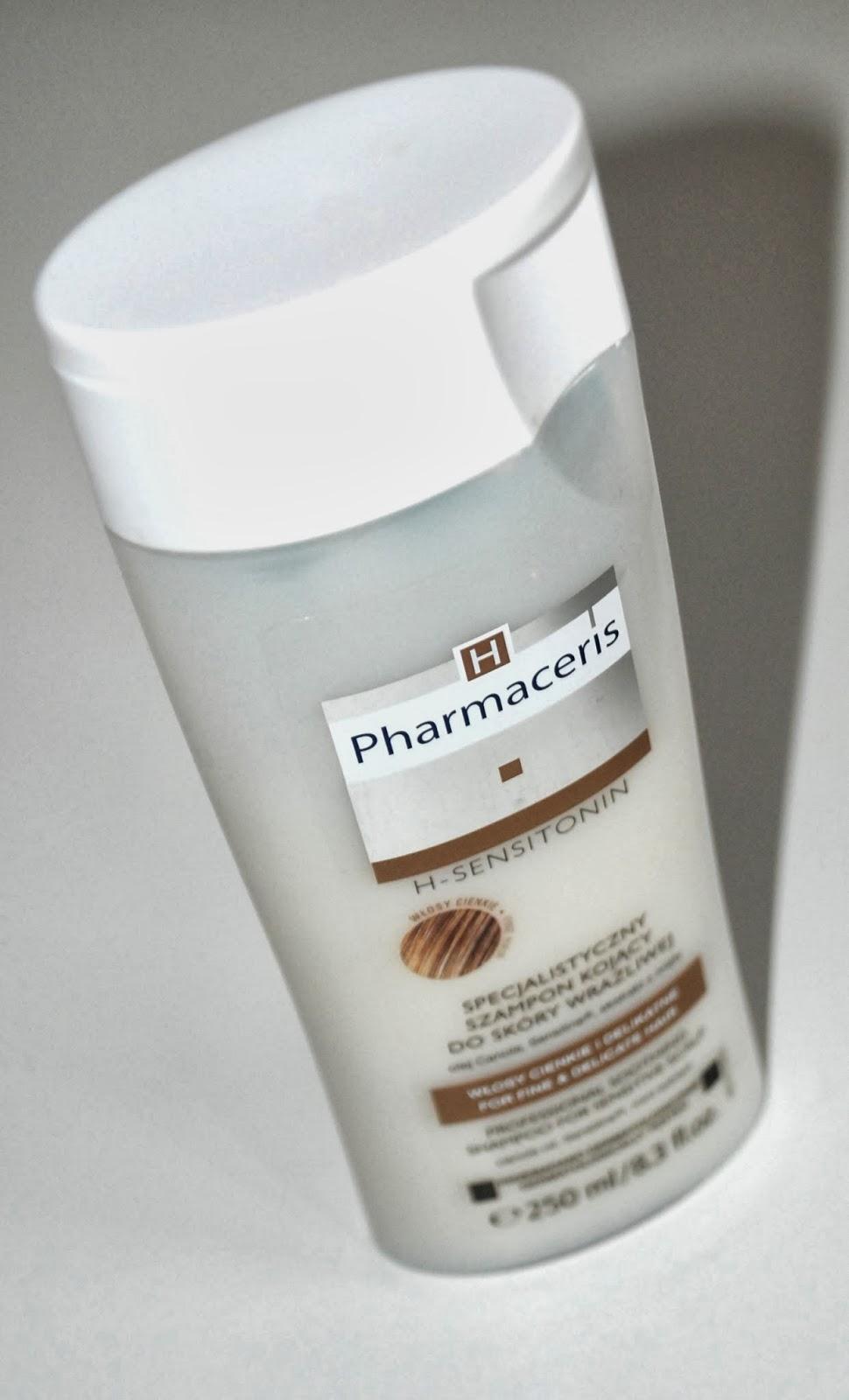 Ukoić skórę głowy - specjalistyczny szampon Pharmaceris.