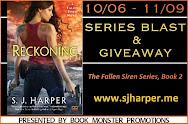 S.J. Harper's Reckoning/Series Blast & Giveaway