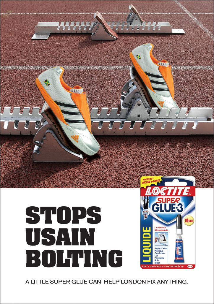 Persuasion and Influence: Stops Usain Bolting