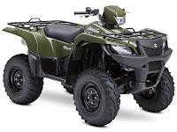 2013 Suzuki KingQuad 750AXi ATV pictures 2