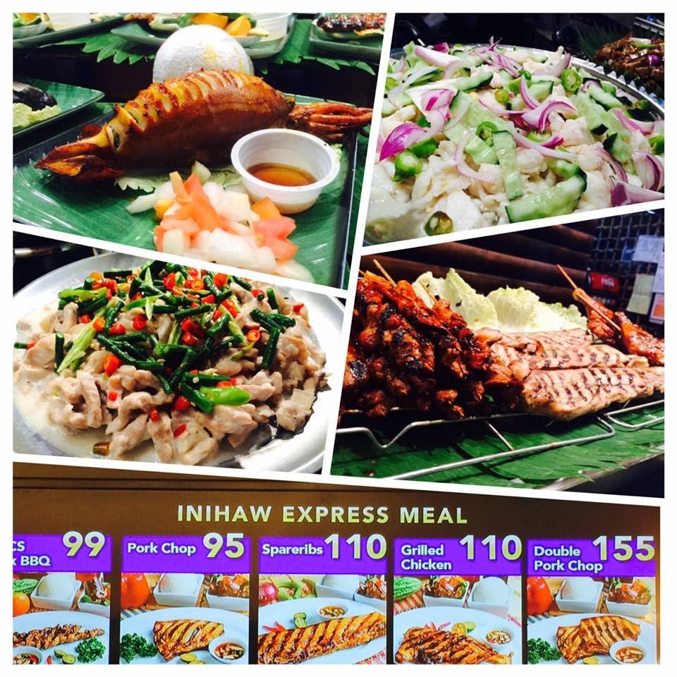 Inihaw Express Meals