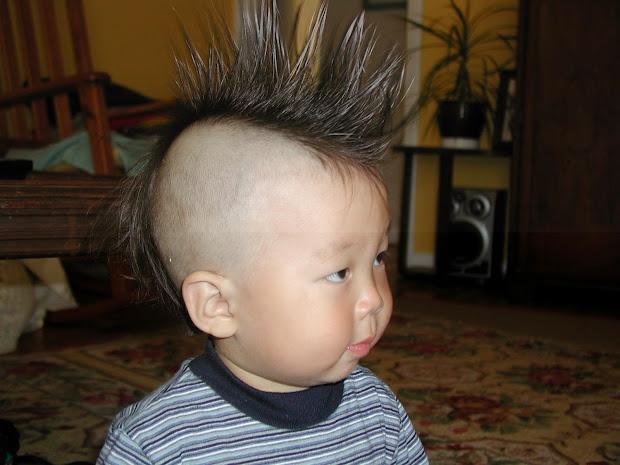kids hairstyle - amazing & trendy