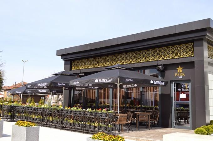 Neues hotel restaurant in vinica aleksandar park for Schickes hotel