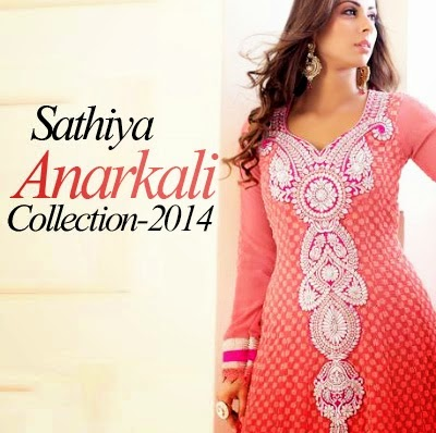 Sathiya Gorgeous Anarkali Dress Collection