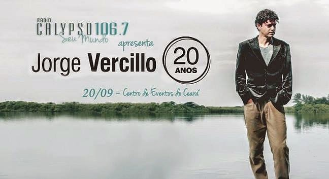 Show] Jorge Vercillo