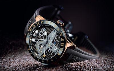 Un hermoso reloj Ulysse Nardin - Objetos de deseo