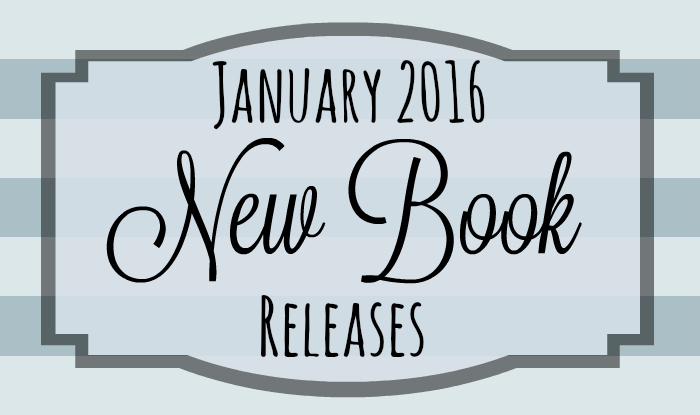 January 2016 New Book Releases