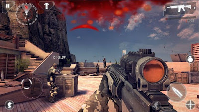 Download Modern Combat 4 Zero Hour Mod