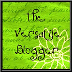 "Premio ""The Versatile Blogger"""