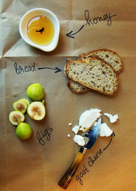 fig recipes, appetizers, easy cooking