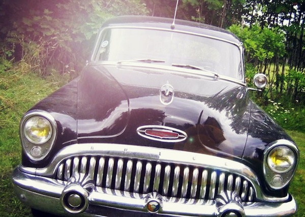 1953 Buick Special rmwillustration