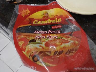 Pizza em casa!! (Faça você)