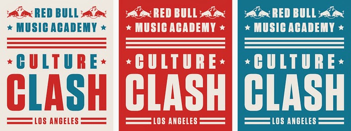 Culture Clash - Bunch Graphic Design