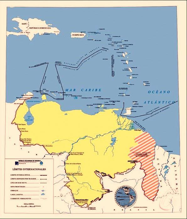 venezuela desde 1999: