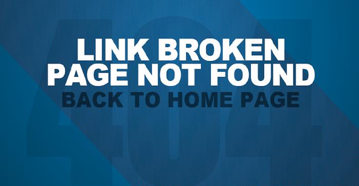 Pagina de erro 404 personalizada Blogger