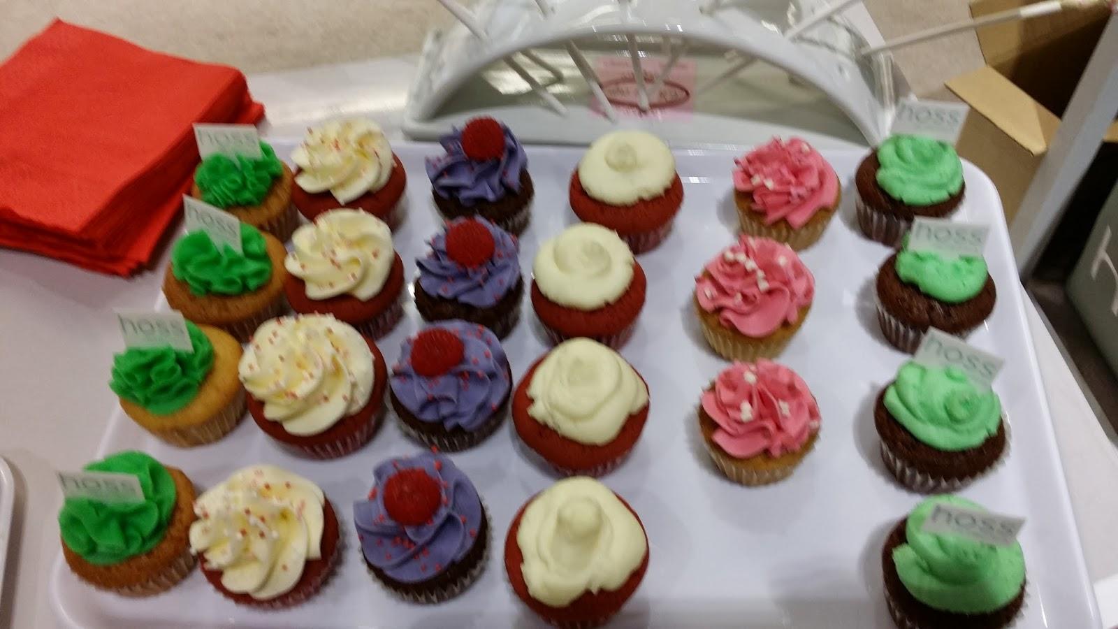 Las cup cakes de Oh my cup!
