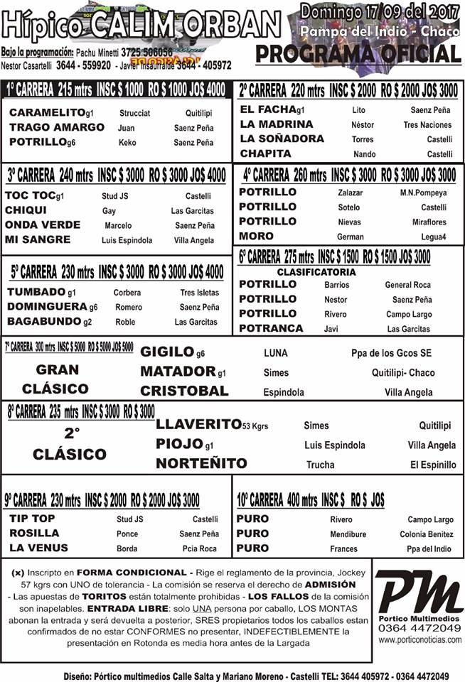pampa programa 17-9-7