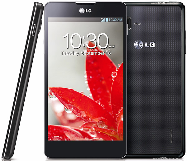 LG Optimus G E973 black version