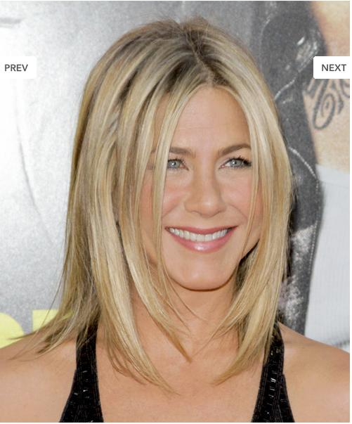 Hairstyles: Celebrity Hair Styles & Hair Cut Photos: jennifer aniston ...