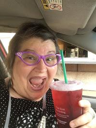 2019 Starbucks, Passion Iced Tea, Wooster, Ohio
