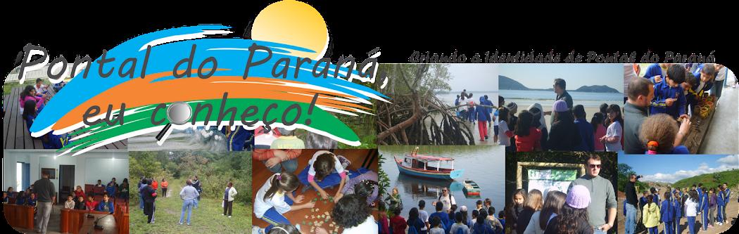Projeto Pontal do Paraná eu Conheço!