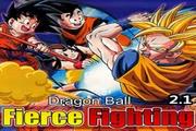 لعبة مغامرات وقتال دراغون بول z  اصدار اخر من اصدارات لعبة Dragon ball fierce fighting القتالية