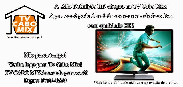 TV E INTERNET DE QUALIDADE