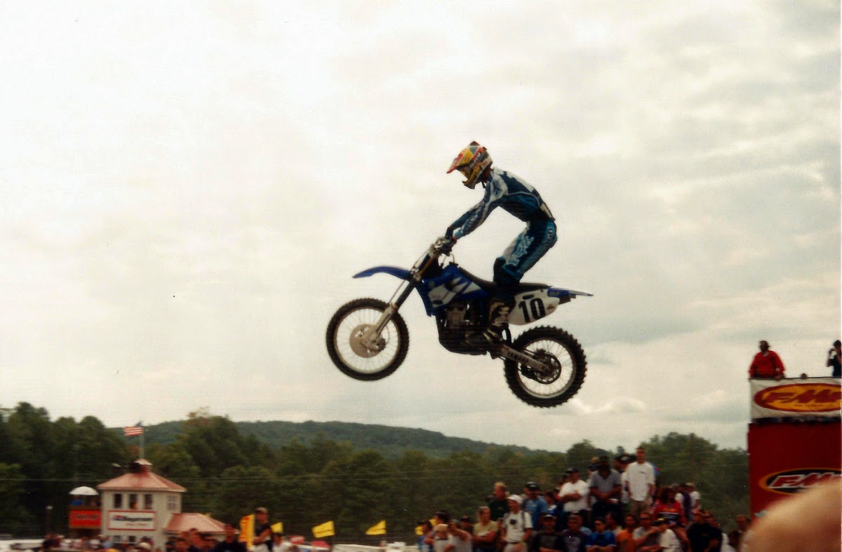 Jimmy Button Broome Tioga 1999