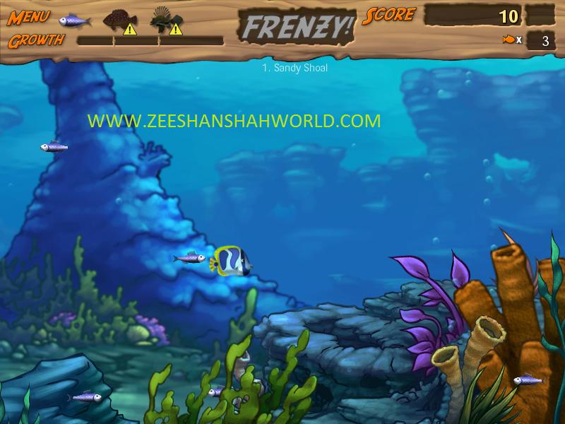 feeding frenzy 2 free  full game