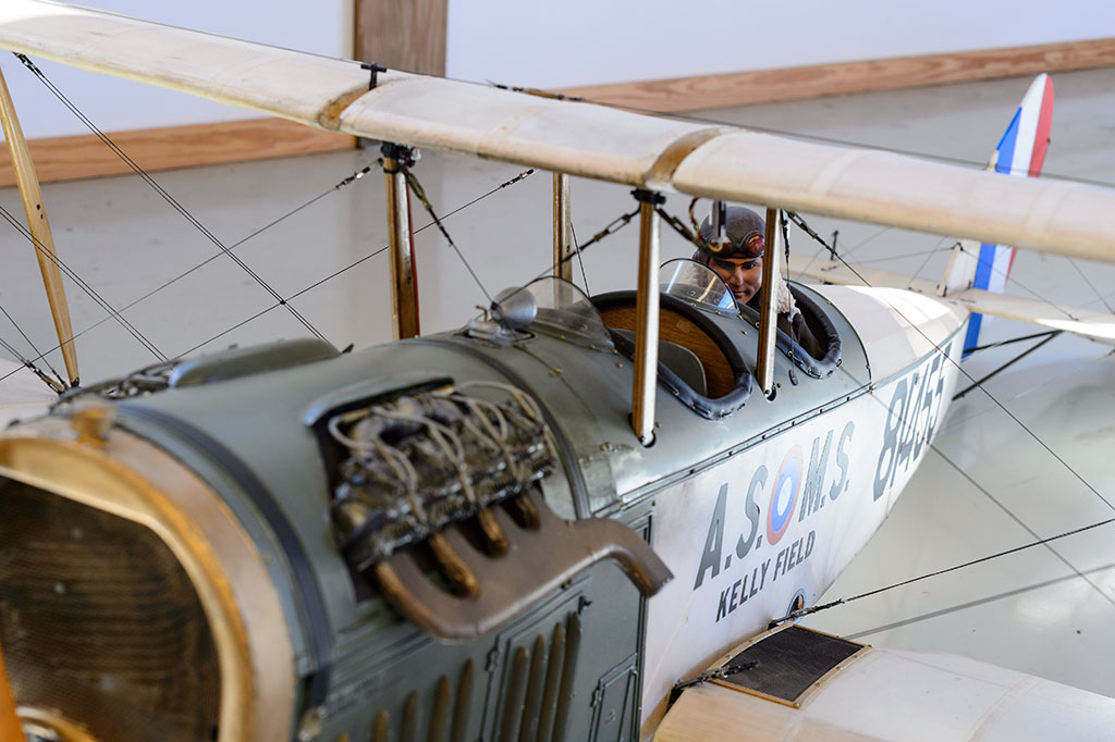 Mid-Atlantic WWI Dawn Patrol Radio Control Plane Air Show
